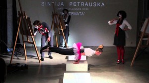 CONTEMPORARY CIRCUS IN THE BALTIC STATES