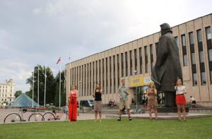 IEŽONGLĒ FESTIVĀLU LATVIJĀ