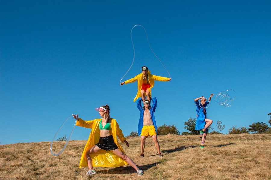 "CONTEMPORARY CIRCUS DURING THE ""RIGA CITY FESTIVAL"" AUGUST 19-20"